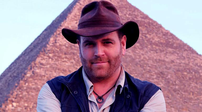Image of Josh Gates Net worth 2020, height, wiki bio