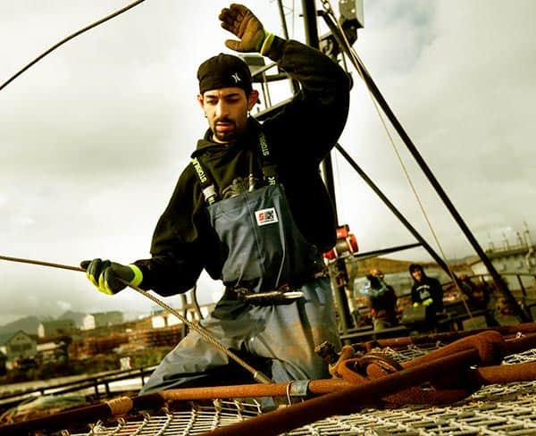 Image of Josh Harris from the TV show, Deadliest Catch