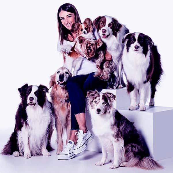 Image of Australian veterinarian, Katrina Warren