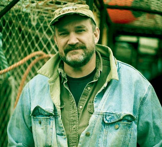Image of Keith Colburn from the TV show, Deadliest Catch
