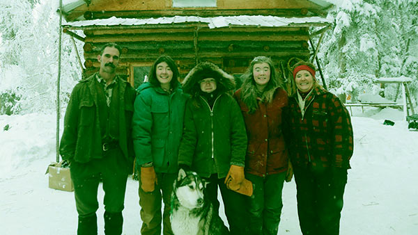 Image of The Last Alaskans Lewis family