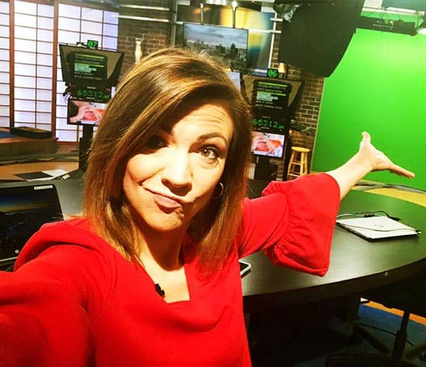 Image of American reporter, Nicole Koglin