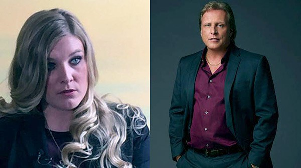 Image of Sig Hansen and his biological daughter Melissa Eckstrom
