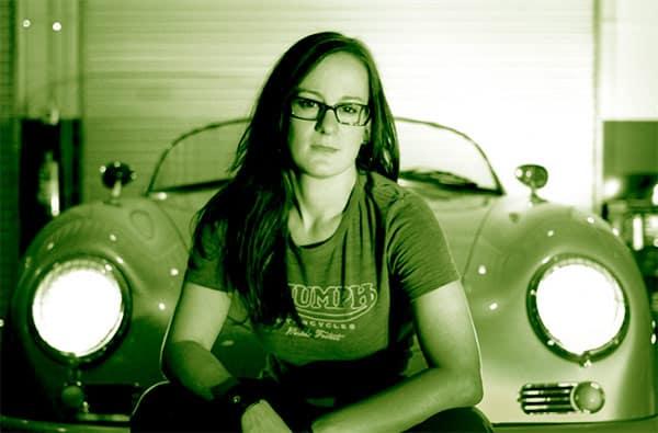 Image of All Girls Garage Cast Sarah Bogi Lateiner