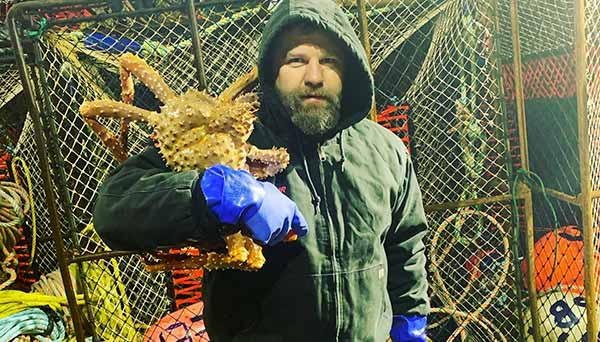 Image of Scott Campbell Jr from the TV show, Deadliest Catch