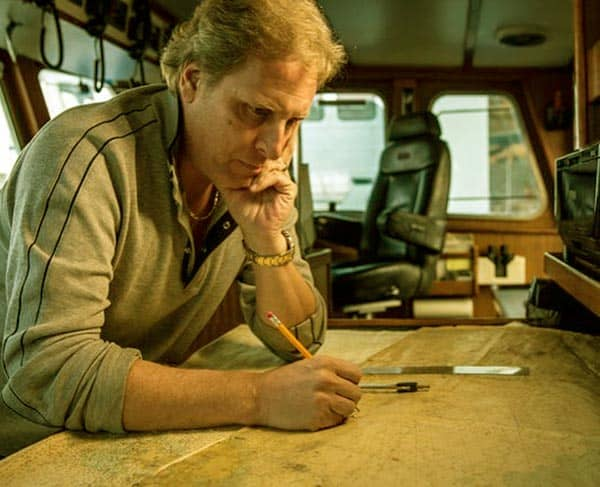 Image of Sig Hansen from the TV show, Deadliest Catch
