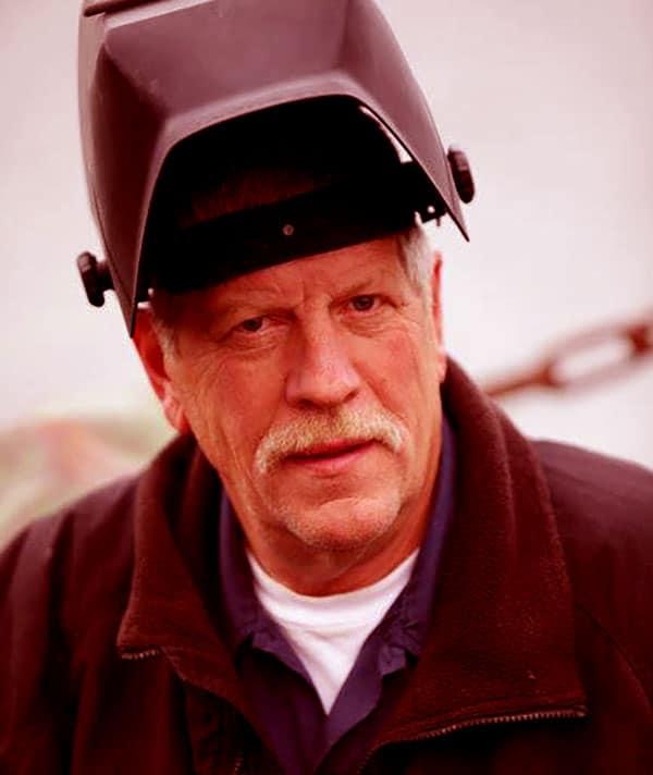 Image of Steve Pomrenke from the TV show, Bering Sea Gold