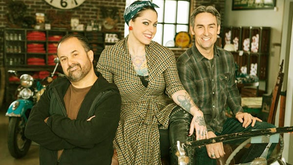 Image of American Pickers cast