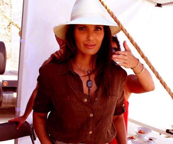 Image of Author, Padma Lakshmi