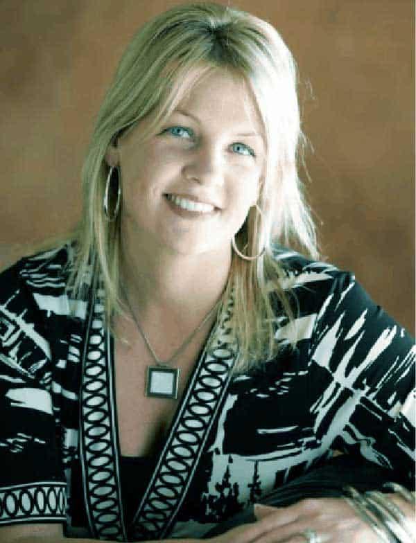 Image of Lori Fieri wife of American restaurateur, Guy Fieri