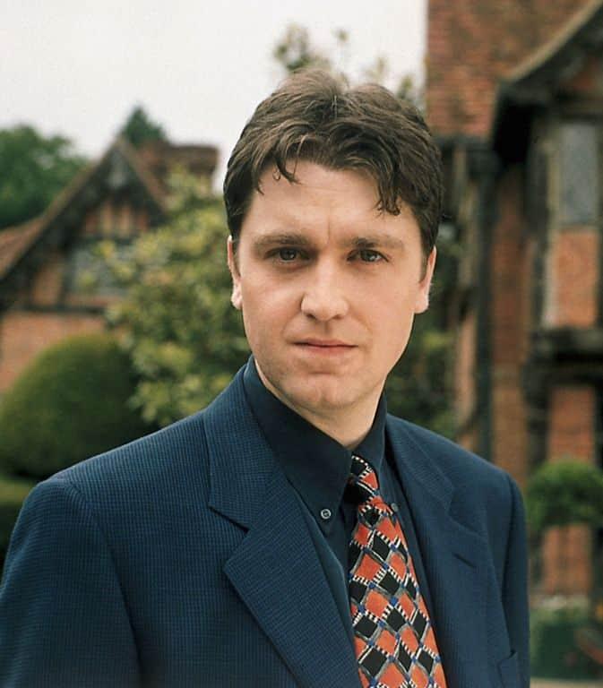 Actor Daniel Casey