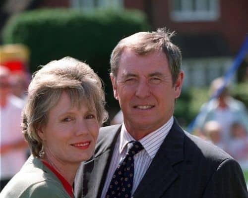 Jane Wymark's Husband Paul Howson