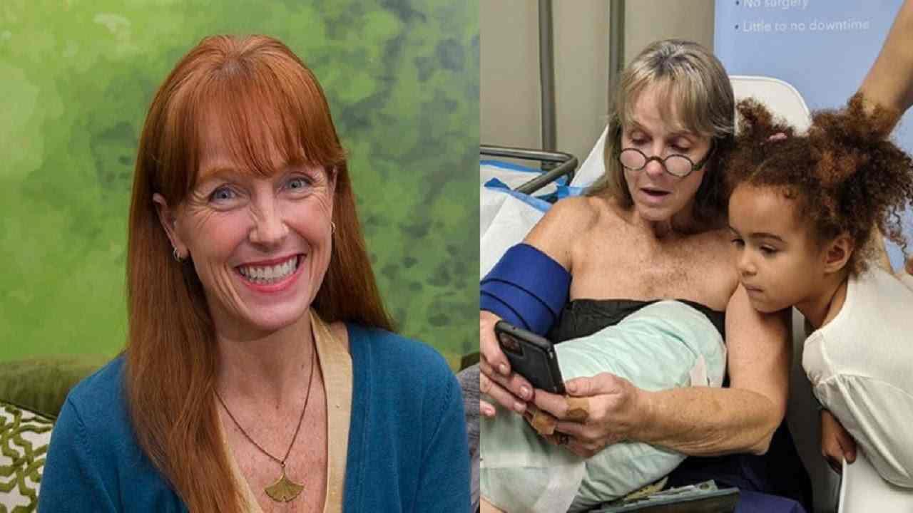 Karen Laine's unexpected surgery