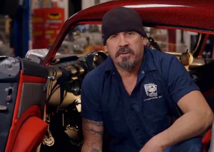 Gotham Garage crew member, Mark Towle