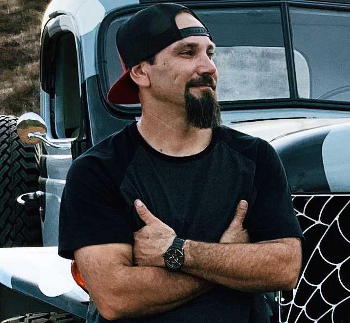 Gotham Garage crew member, Tony Quinones