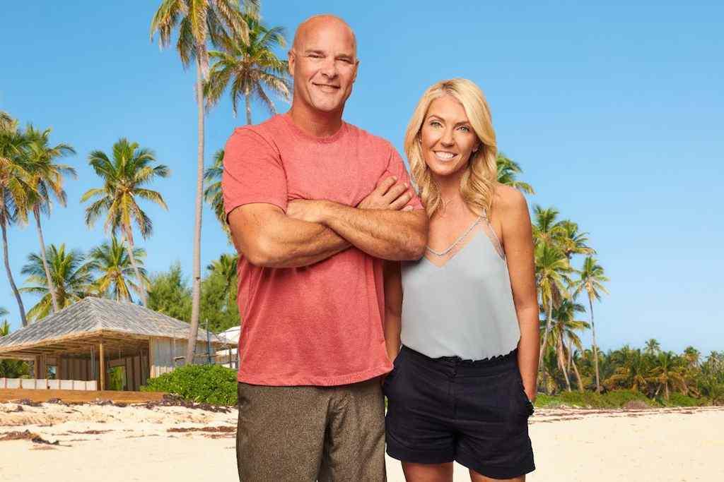 TV shows hosts, Bryan and Sarah