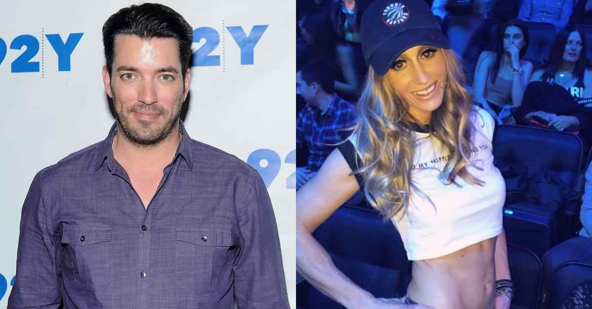 Jonathan Scott and his Ex-wife, Kesly Ully
