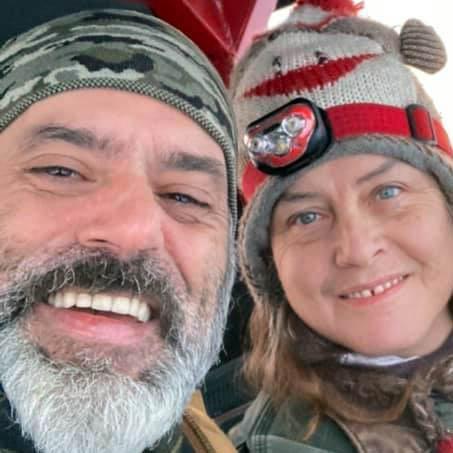 Photo of Sue Aiken and Michael Heinrich