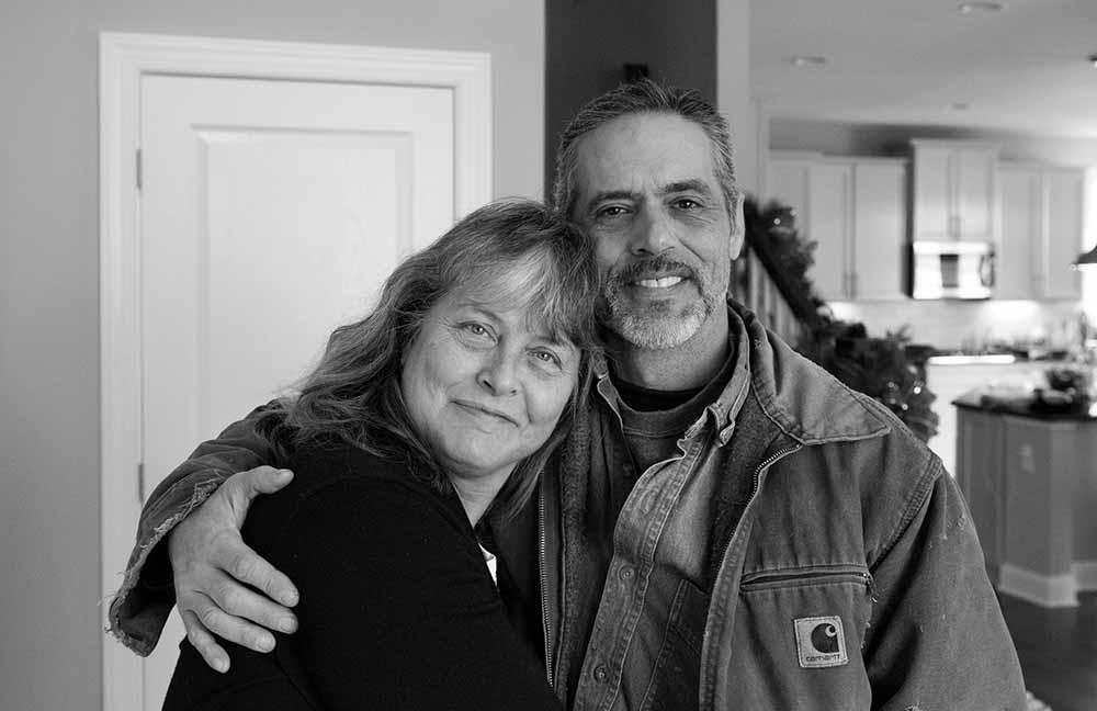 Photo of Sue Aiken and Michael G Heinrich