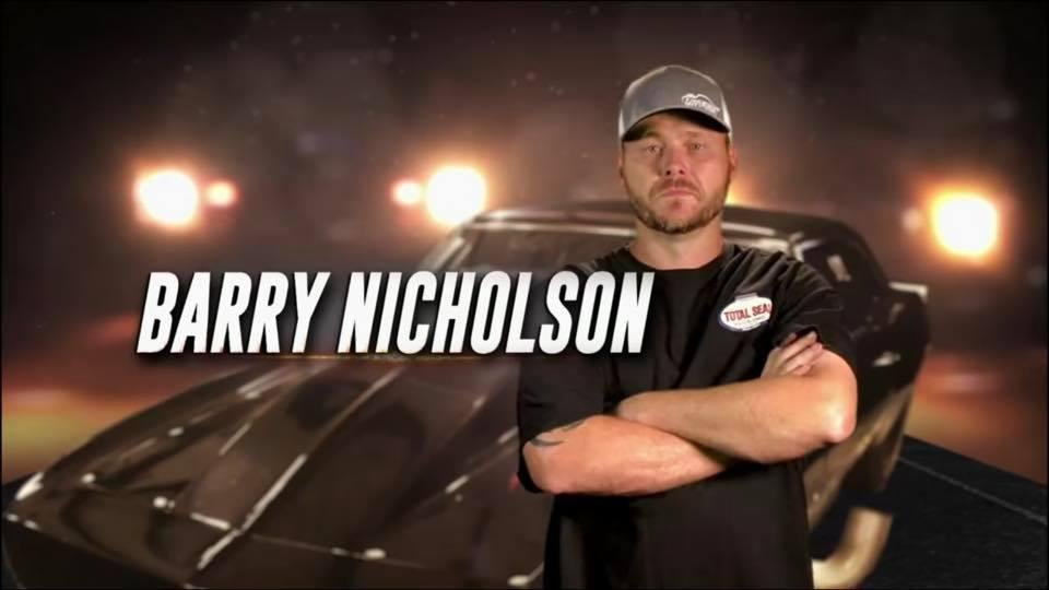 Barry Nicholson from Street outlaws