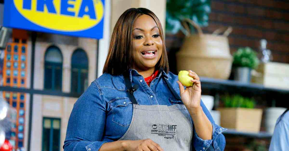 A Southern chef, Kardea Brown