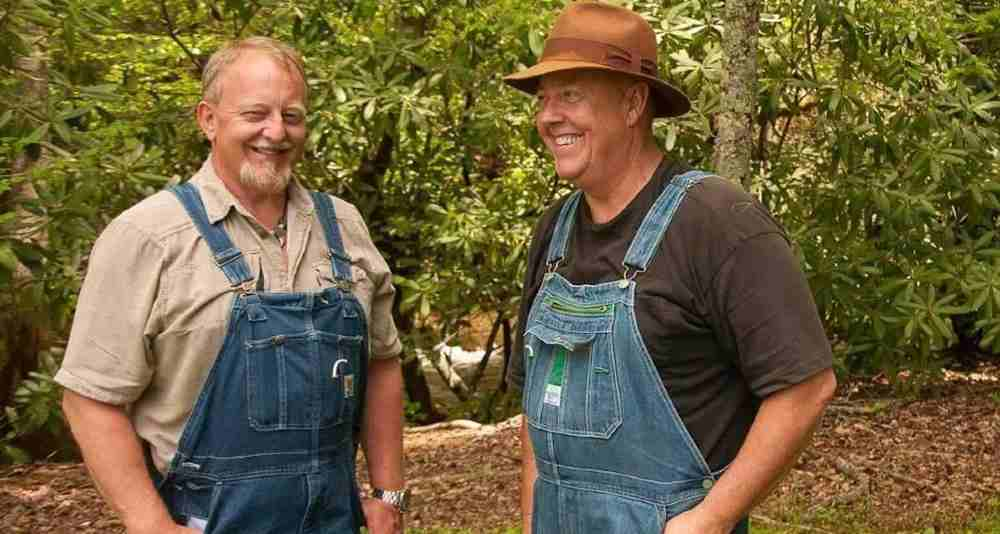 """Mark and Digger from """"Moonshiners"""""""